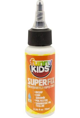 Funny Kids Superfix Çok Kuvvetli Yapıştırıcı 70 ml