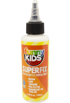 Funny Kids Superfix Çok Kuvvetli Yapıştırıcı 130 ml
