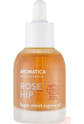 Aromatica Organic Rose Hip Oil - %100 Organik Kuşburnu Yağı