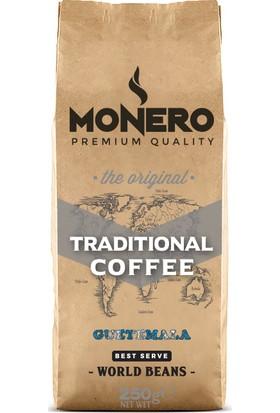 Monero Yöresel Filtre Kahve Guetemala 250 gr