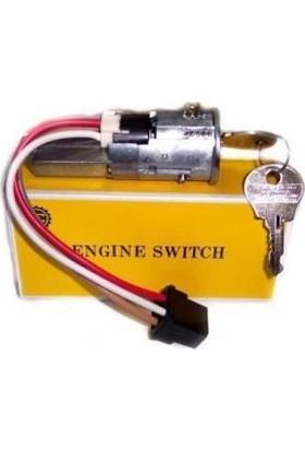 Engine Switch Suntex Kontak Anahtarı R12