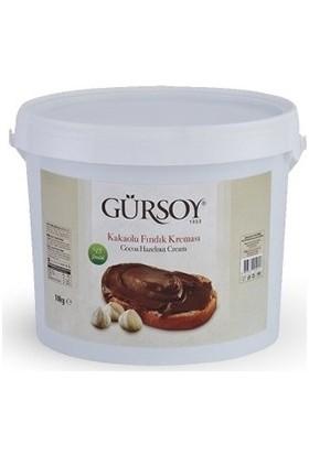 Gürsoy Kakaolu Fındık Kreması Plastik Kova 5 kg