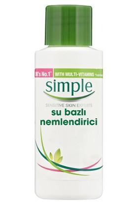 Simple Su Bazlı Nemlendirici 50 ml