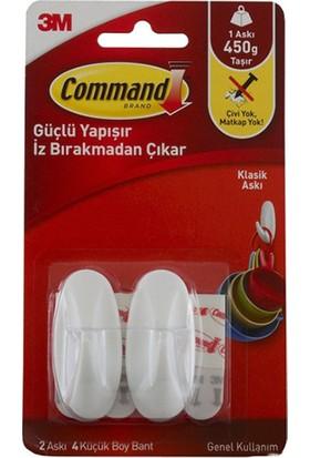 Command 17082 Askı Küçük 450 g Taşır