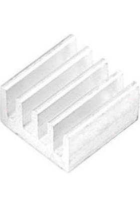 Waveshare Alüminyum Soğutucu Blok