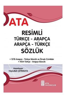 Ata Türkçe - Arapça Resimli Sözlük (Sert Kapak)