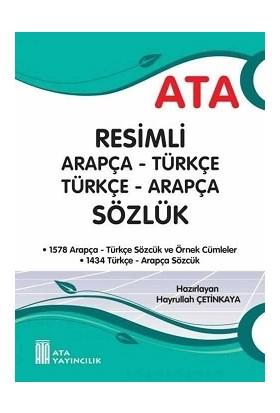 Ata Türkçe - Arapça Resimli Sözlük ( Karton Kapak )