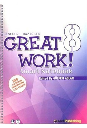 Great Work! 8 Smart Notebook