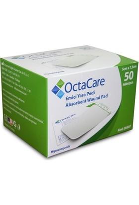Octacare 26507 Steril Emici Yara Pedi 5cm x 7,5cm 5 Adet