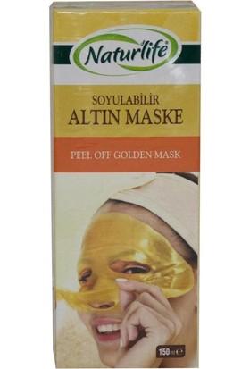 Naturlife Altın Maske 150 ml Naturlife