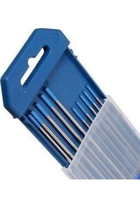 Gedik Kaynak Mavi Tungsten Elektrod Argon İğnesi 175 MM