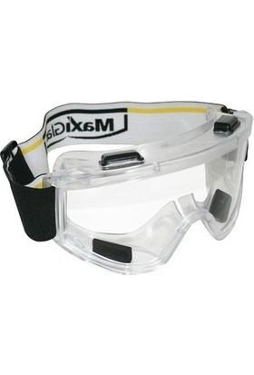 Kaynak Ekipmanları Maxi Glass Tam Koruyucu Gözlük