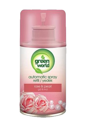 Green World Oda Spreyi 4 Al 3 Öde 4 x 250 ml