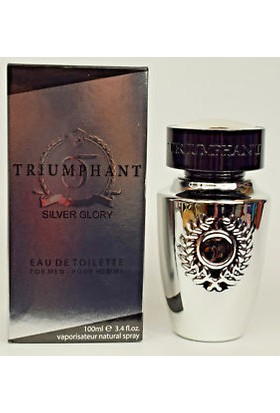 Triumphant Silver Glory Edt 100ML Erkek Parfüm