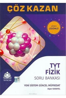 Çöz Kazan Yayınları TYT Fizik Soru Bankası