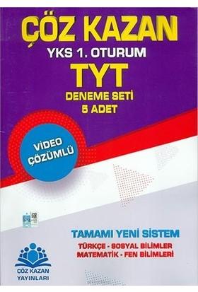 Çöz Kazan Yayınları TYT 5 li Deneme Sınavı