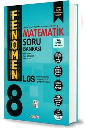 Gama 8.Sınıf Fenomen Matematik Soru Bankası-2020