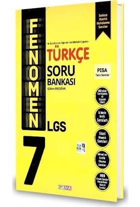 Gama 7.Sınıf Fenomen Türkçe Soru Bankası-2020
