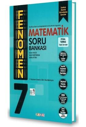 Gama 7.Sınıf Fenomen Matematik Soru Bankası-2020