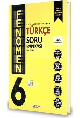 Gama 6.Sınıf Fenomen Türkçe Soru Bankası-2020