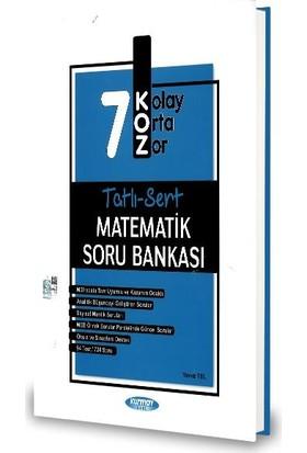 Kurmay 7.Sınıf Tatlı-Sert Matematik Soru Bank-2020