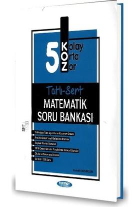 Kurmay 5.Sınıf Tatlı-Sert Matematik S.B-2020