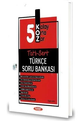 Kurmay 5.Sınıf Tatlı-Sert Türkçe Soru Bankası-2020