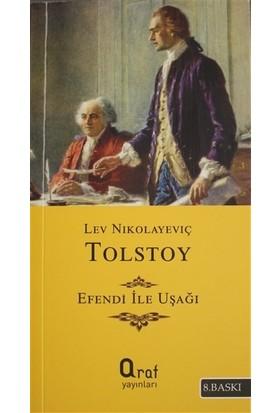 Efendi İle Uşağı - Lev Nikolayeviç Tolstoy