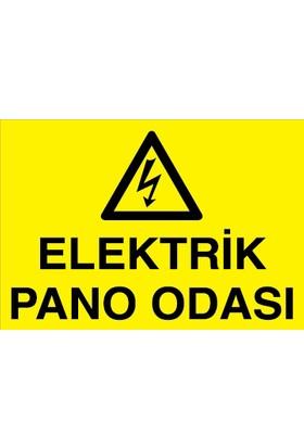 Canis Etiket Elektrik Pano Odası Dekota