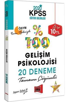 Yargı Yayınları 2020 Kpss Eğitim Bilimleri Gelişim Psikolojisi Tamamı Çözümlü 20 Deneme