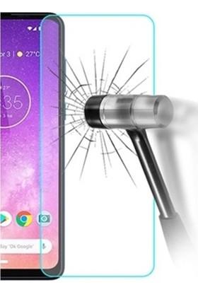 Magazabu Nokia 8 Kılıf Ultra Korumalı Room Silikon + Şarj Kablosu + Cam Ekran Koruyucu Lacivert