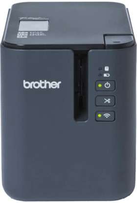 Brother P Touch PT-P900W 6 TZE Serisi Etiket Yazıcı - 36 mm