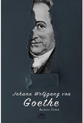 Goethe'nin Hayatı - James Sime