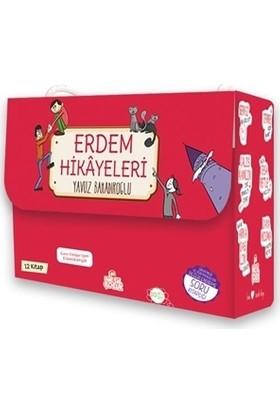 Erdem Hikayeleri - Dürüst Ol Ki Mutlu Olasın (12 Kitap Set) - Yavuz Bahadıroğlu