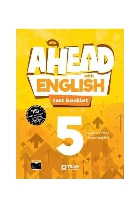 Ahead with English 5 test booklet Meryem Yılmaz