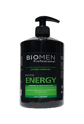 Biomen Professional Kafenli Şampuan 1000 Ml.