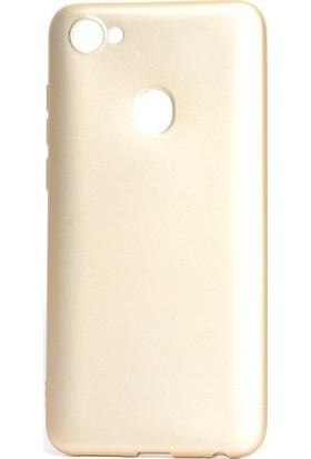 Tekno Grup Casper Via G3 Mat Premium Silikon Kılıf - Gold
