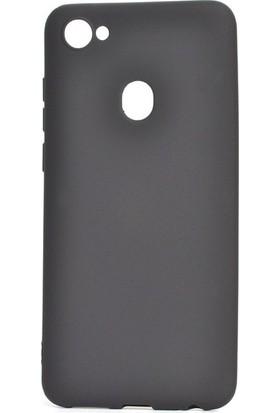 Tekno Grup Casper Via G3 Mat Premium Silikon Kılıf - Siyah + Nano Ekran Koruyucu