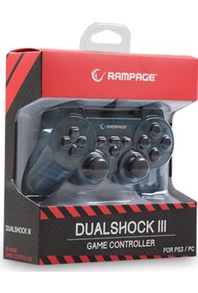 Snopy Rampage SG-R606 PS3/PC Light Joypad USB 1.8m