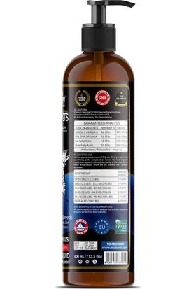 Mutamin Organics Norveç Somon Balık Yağı 400 ml