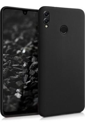 Tekno Grup Samsung Galaxy M20 Mat Premium Silikon Kılıf - Siyah