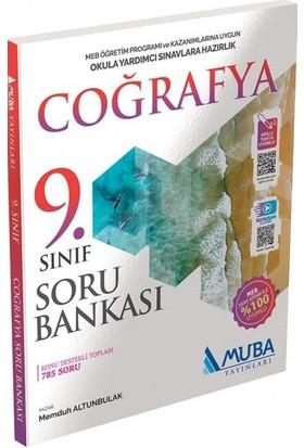 Muba Yayınları 9. Sınıf Coğrafya Soru Bankası