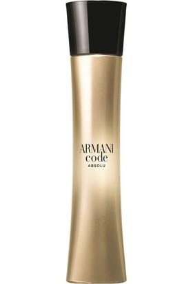 Giorgio Armani Code Absolu Femme Edp 50 Ml