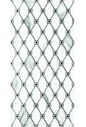Mcm Mutfak Tezgah Arası Seramik Granit Dekor Pales Gümüş