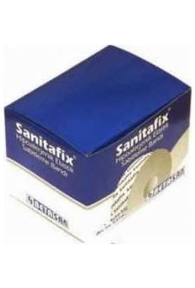 Sanitafix S5210 Esnek Sabitleme Bandı Fix Flaster 5mx10cm 60 Adet