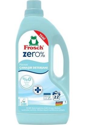 Frosch Zero Çamaşır Deterjanı 1.5lt