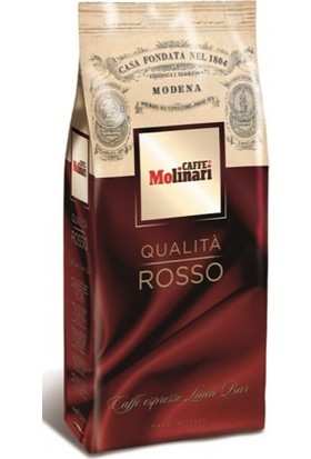 Caffe Molinari Qualita Rosso Çekirdek Kahve 1 kg