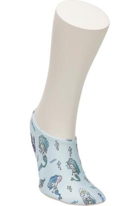 Freshout Beautiful Açık Mavi Kız Çocuk Deniz Ayakkabısı