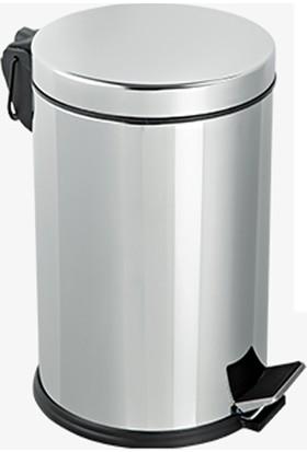 Aksesuaros Standart Pedallı Çöp Kovası 5 lt