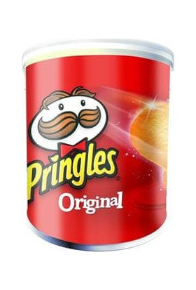 Pringles Cips Original 40 gr (12'li)